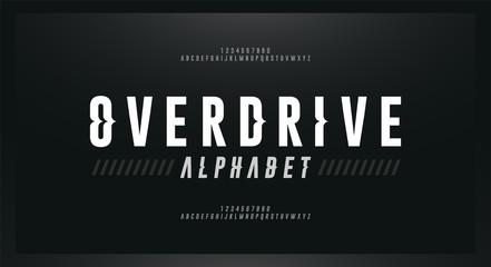 Sport Modern Italic Alphabet Font. Typography wave style fonts for sport, racing, technology, digital, movie logo design. vector illustration