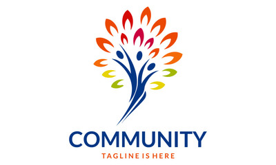 Modern Community and Non Profit Logo