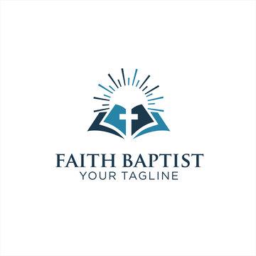 Faith Baptist Logo inpiration Design
