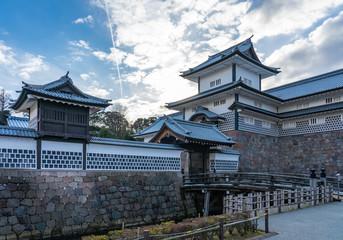 Wall Mural - Kanazawa Castle in Kanazawa, Ishikawa Prefecture, Japan