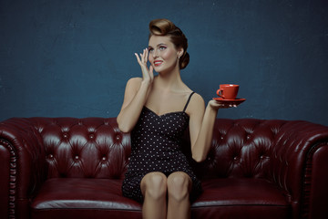 chic pinup style