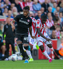 2019 Championship Football Stoke v Bristol Sep 14th