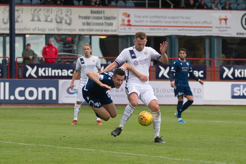 2019 Scottish Championship Football Dundee FC v Alloa Sep 14th