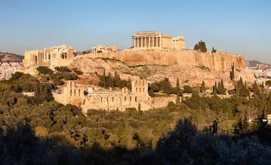 Athens - Acropolis at day, Greece