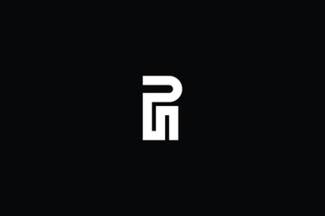 Initial based clean and minimal Logo. PS SP P S letter creative fonts monogram icon symbol. Universal elegant luxury alphabet vector design