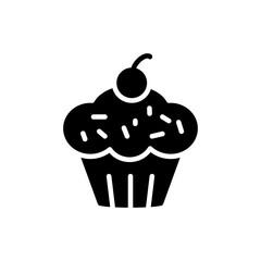 cupcake icon trendy