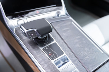 luxury car, automatic transmission business class. Business