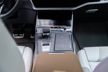 Luxury car, automatic transmission. Business class auto.