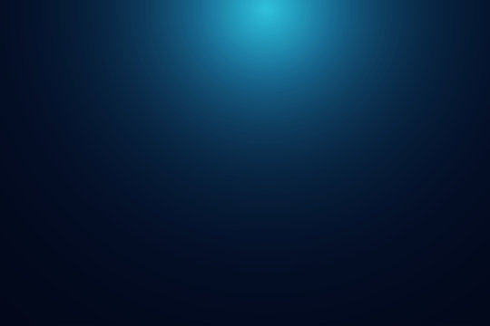background with a gradient as light passes through water