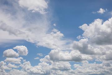 Canvas Prints nubes