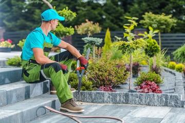 Gardener and His Garden
