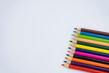 写真素材: 色鉛筆