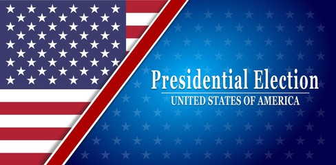 VOTE 2020 Presidential Election USA