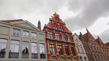 Wall Murals Bridges Beautiful Brugge is a culture capital of Belgium, Bruges