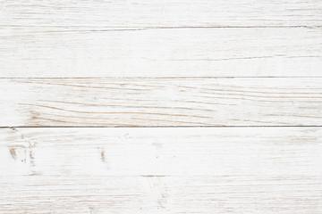 Weathered whitewash wood textured background