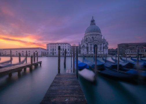 Venetian paths 174 (Madonna della salute), Venice, Veneto, Italy