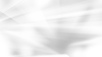 Wall Mural - white gray motion background / grey gradient abstract background
