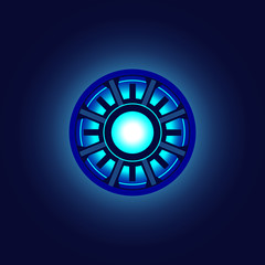 Super Hero Reactor Chest Image