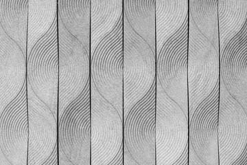 Abstract elegant neutral grey art deco geometric ornament textured background.