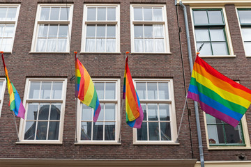 Rainbow Pride Flags