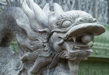 Dragon, Linh Ung Pagoda, Da Nang, Vietnam