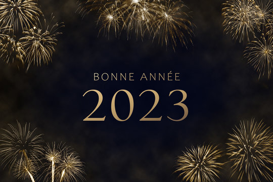 bonne année 2023