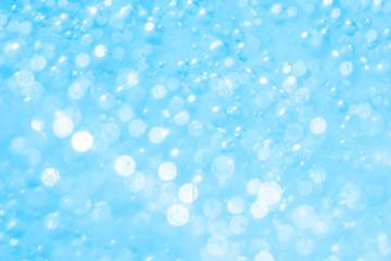 素材 泡 バブル 水中 光