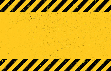 Warning background