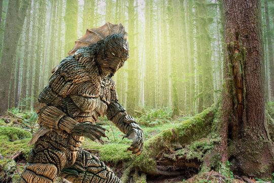 Rainforest Creature
