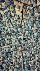 Aerial photography of buildings during daytime