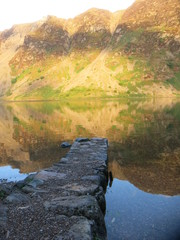 Wastwater reflections