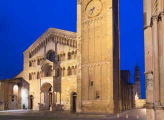 Fotomurales - Parma - The Dome - Duomo (La cattedrale di Santa Maria Assunta).