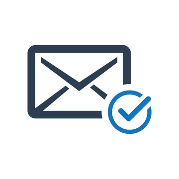 Message sent icon