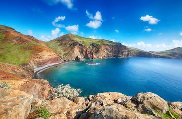 Landscape of Madeira island - Portugal Fototapete