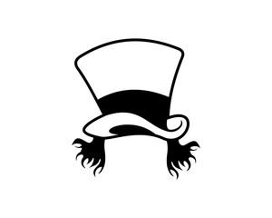 Mat Hatter white hat