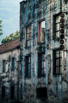 Maison en Ruine Montenegro