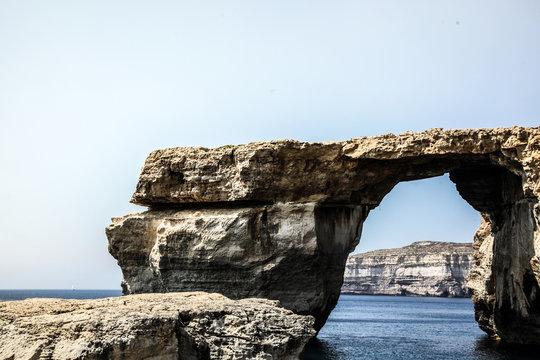 Paysage de Malte