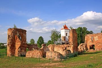 Ruins in Golshany