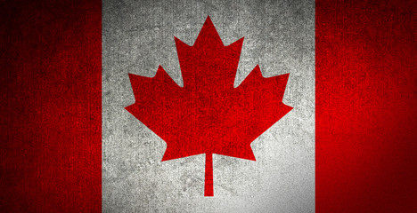 Flag of Canada Texture