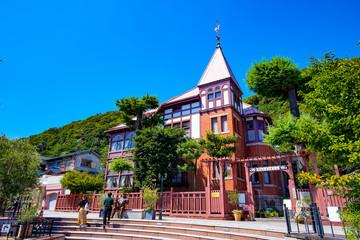 風見鶏の館 神戸市 兵庫県 日本