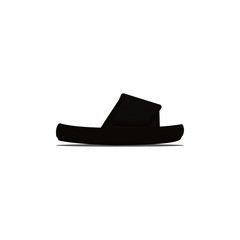 Yeezy Kanye West Slides Illustration
