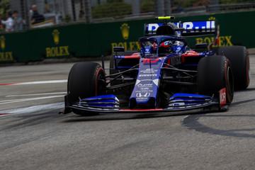 2019 Formula 1 Singapore Grand Prix Practice Day Sep 20th
