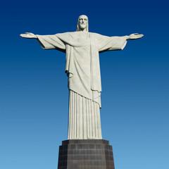 Spoed Foto op Canvas Rio de Janeiro Christ the Redeemer