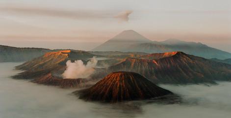 Mount Bromo nationalpark java indonesien