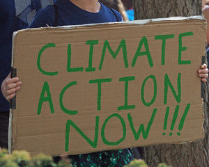 Climate Action Now!!