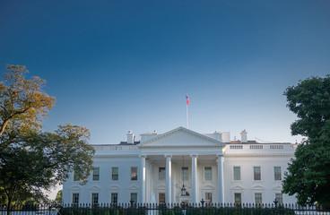 White House, Washington DC, USA Wall mural