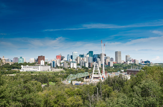 Edmonton city, Alberta, Canada