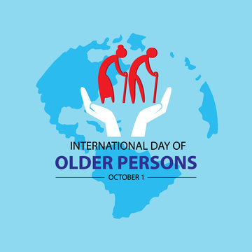 International day of older persons  concept