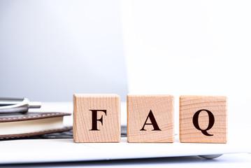 FAQ アルファベットの文字