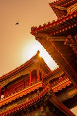 The Lama Temple in Beijing